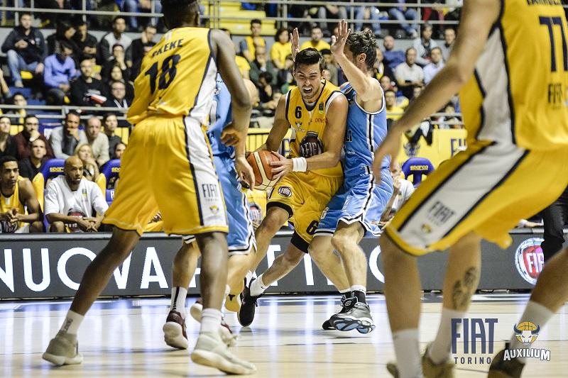 Basket: Fiat Torino solida e concreta, anche Cremona è battuta