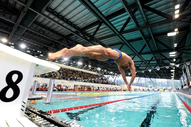 Il Trofeo Nico Sapio apre una lunga stagione di nuoto