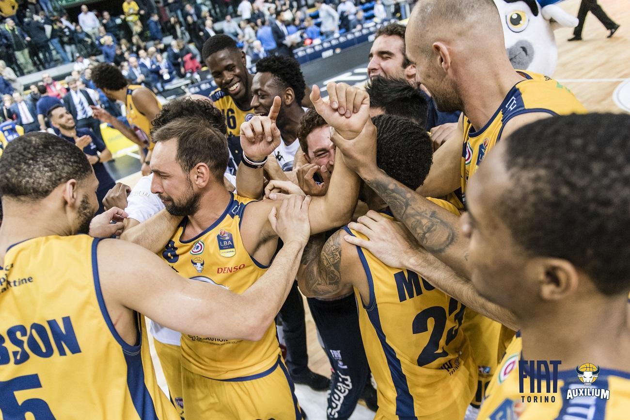 Basket, la Fiat Torino torna al successo, sconfitta per l ...