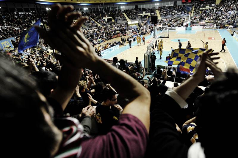 Serie A2: Reale Mutua Basket Torino - Fortitudo Agrigento