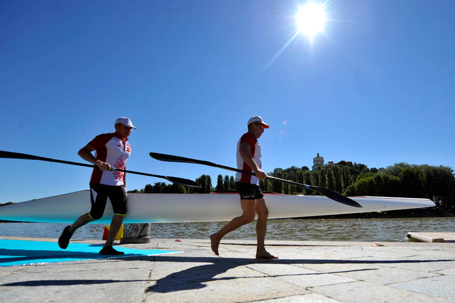 Turin Kayak Canoe Marathon