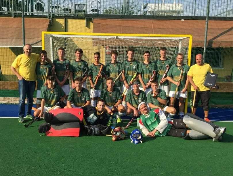 Serie A2: HP Valchisone - HC Rassemblement