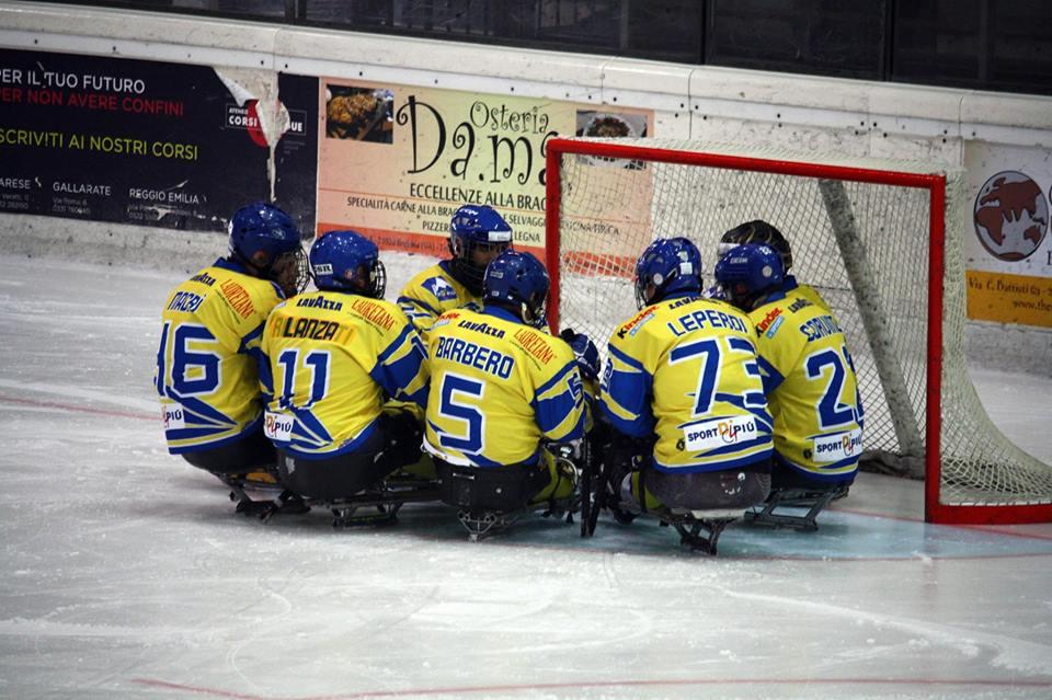 Campionato Italiano: Sportdipiù Tori Seduti - Armata Brancaleone Varese