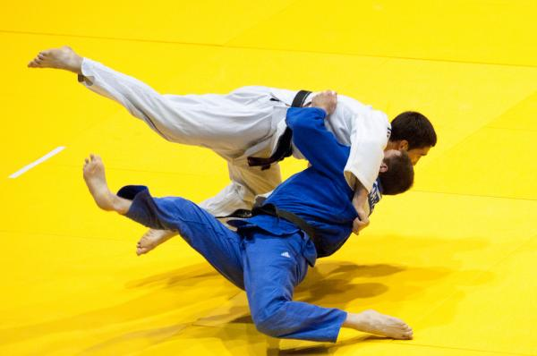 Stage Nazionale di Ju Jitsu - Open d'Italia 2015