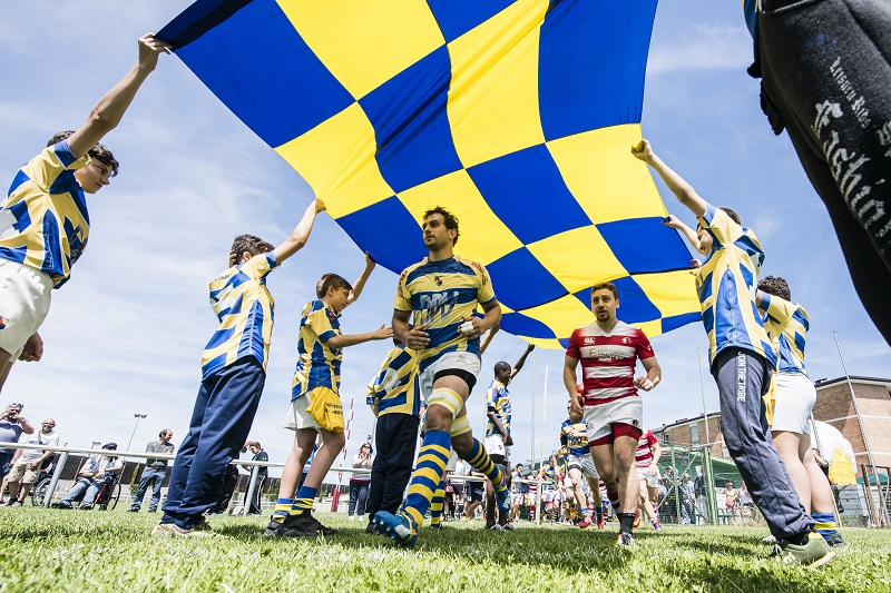 Serie A: TKGroup Rugby Torino - CUS Ad Maiora