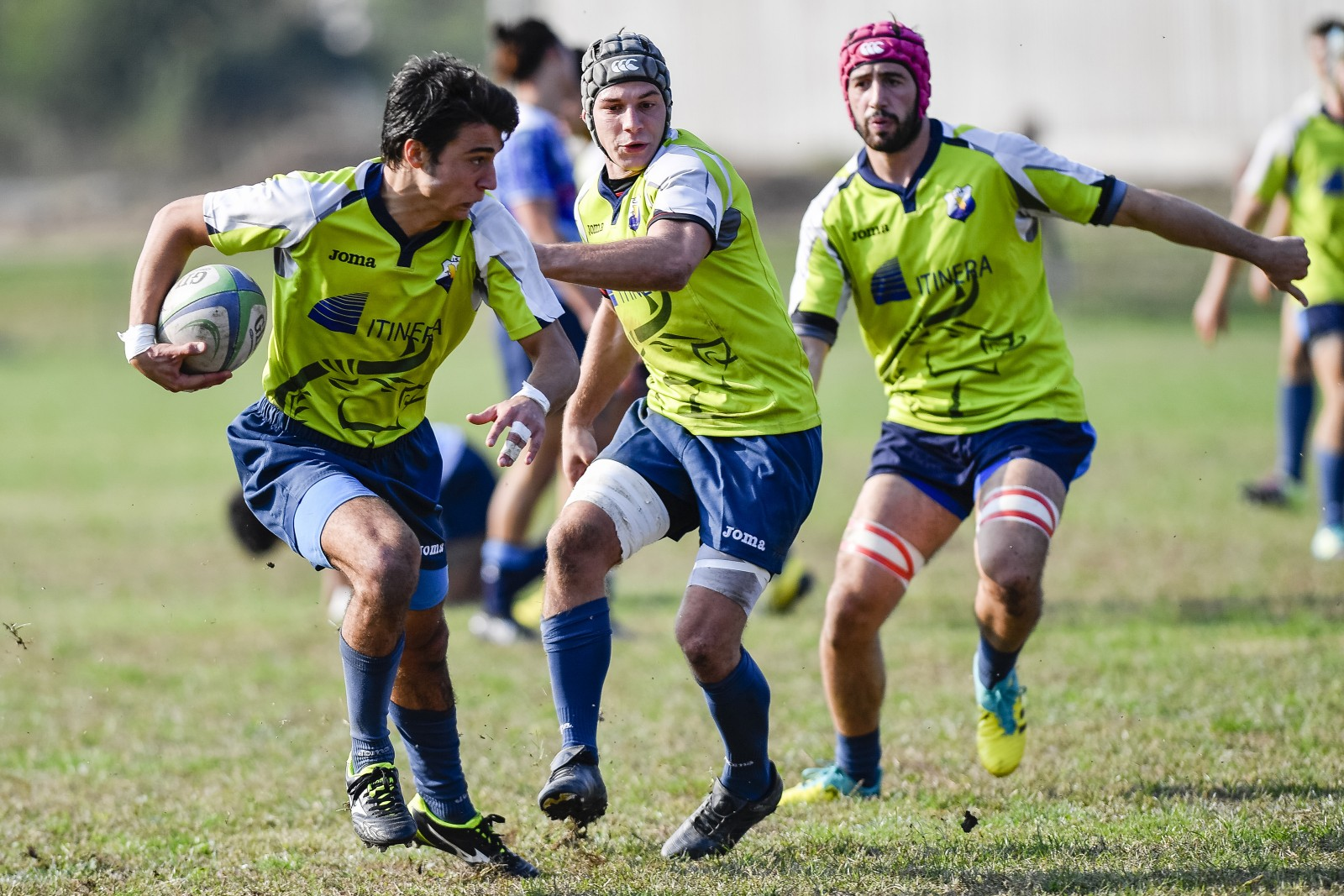 Serie A: Itinera CUS Ad Maiora Rugby 1951 - Rugby Lions