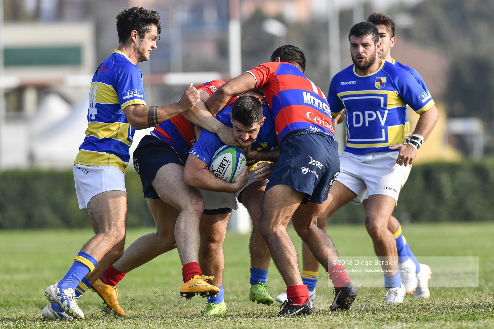 Serie A: TKGroup VII Rugby Torino - Itinera CUS Ad Maiora Rugby 1951