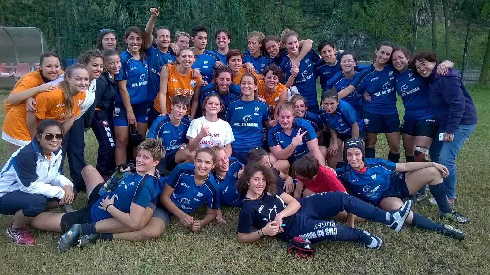 Serie A: Cus Ad Maiora - Cus Ferrara Rugby