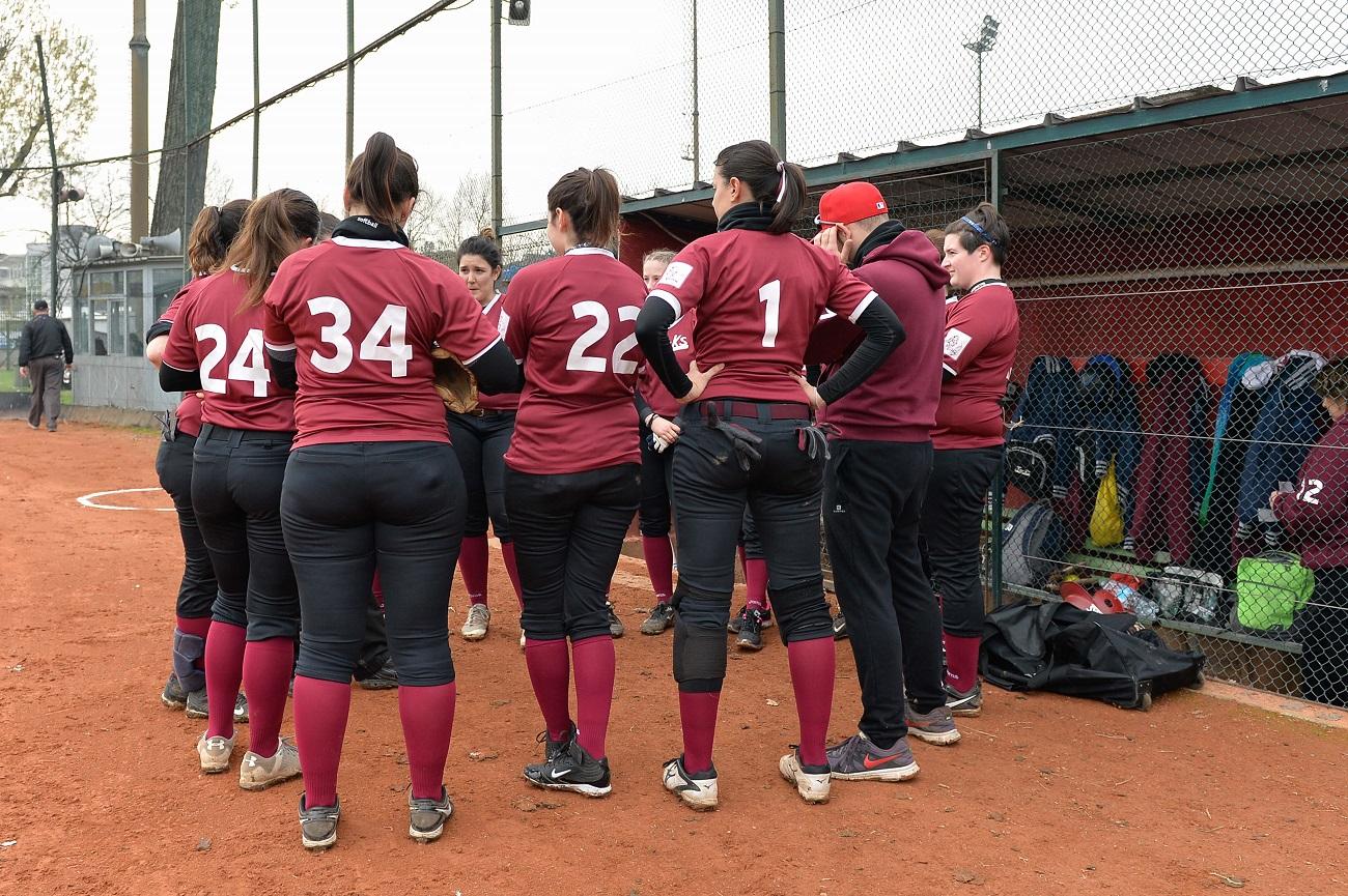 Serie A2 softball: Reale Jacks Torino - Legnano Baseball e Softball