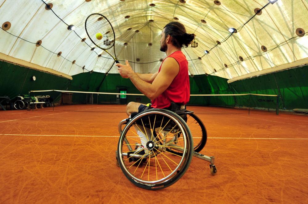 Campionati Italiani a Squadre di Tennis in carrozzina