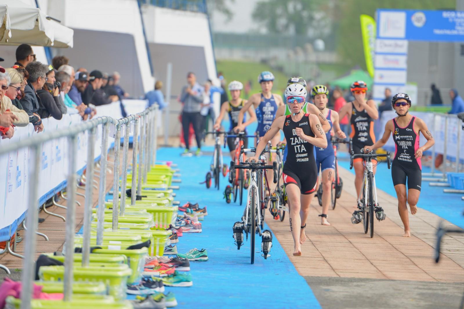 Grand Prix Triathlon - 2^ tappa